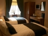 Twin Double Room - Argyll Hotel