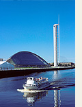  Clyde Waterbus: Glasgow Shopping Breaks 