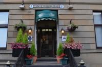 Hotel Main Enterance