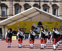 World Pipe Band Championships Glasgow