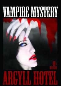 Vampire Murder Mystery new