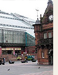 St. Enoch Shopping Centre Glasgow