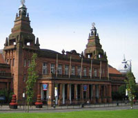 Kelvin hall Glasgow