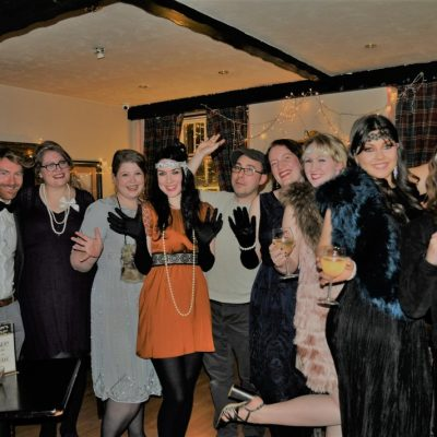 Birthday at Argyll Hotel