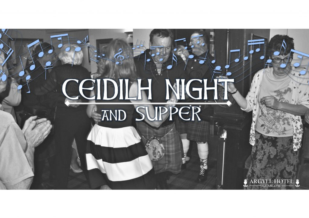 Ceilidh Night Glasgow