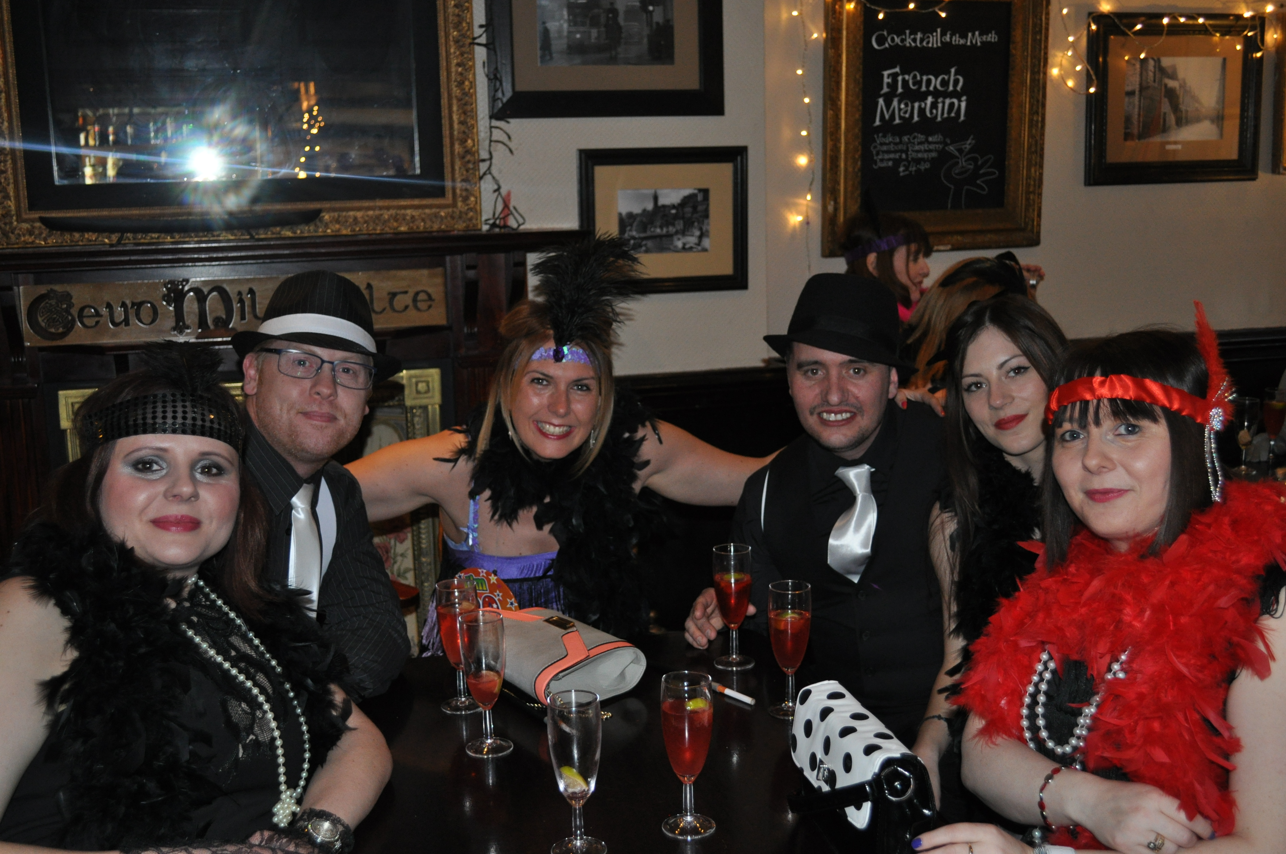 Murder Mystery Guests