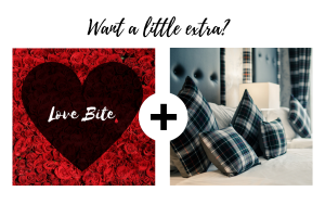 Love bite Murder Mystery Glasgow Package