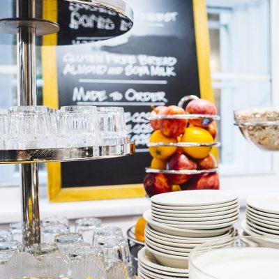 Fresh fruit Argyll Hotel Glasgow